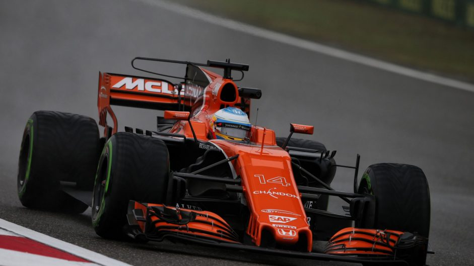"China was ""one of my best races"" again – Alonso"