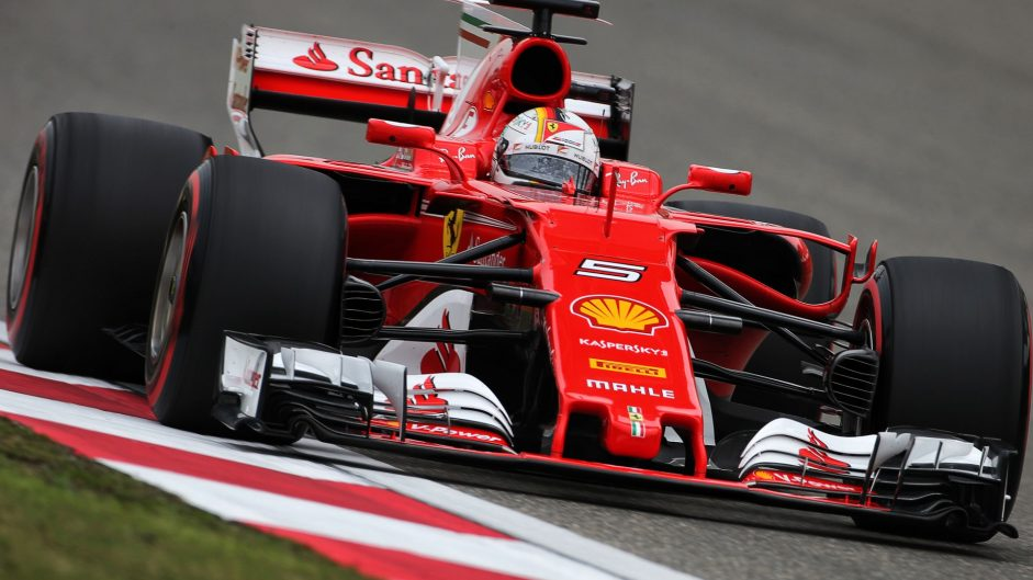 "Vettel ""chickened"" on the brakes in final lap"