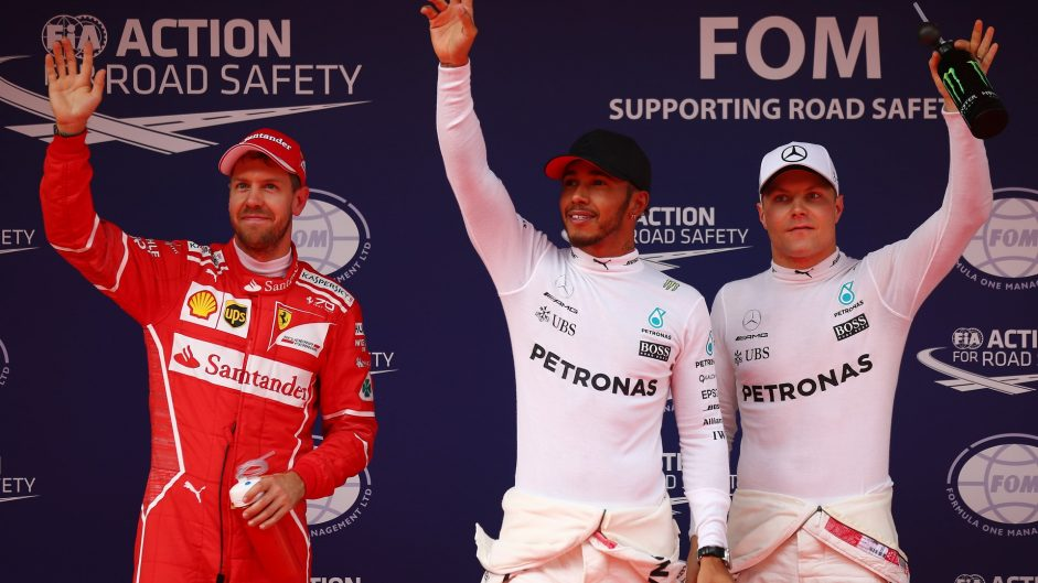 Hamilton wary of Ferrari's race pace advantage