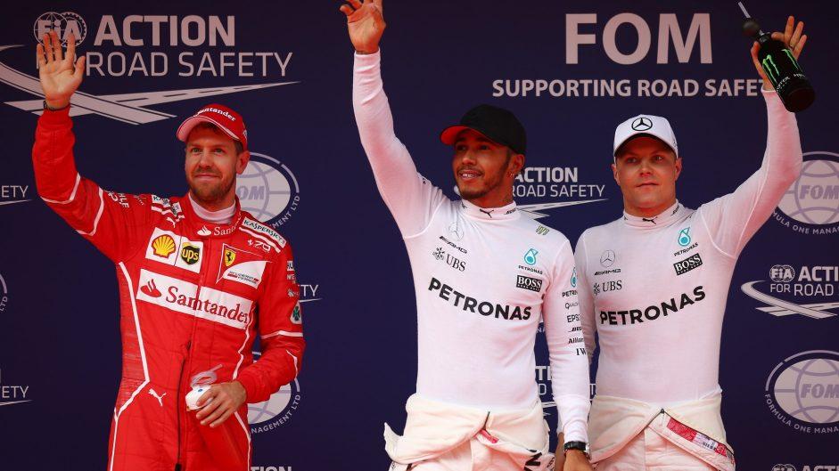 Hamilton wary of Ferrari's race pace advantage