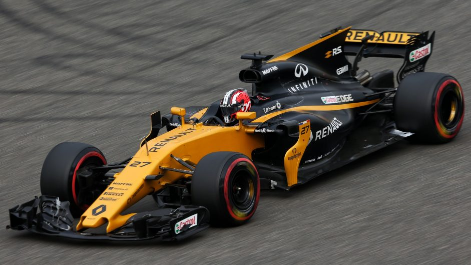 Hulkenberg given two penalties for Safety Car errors