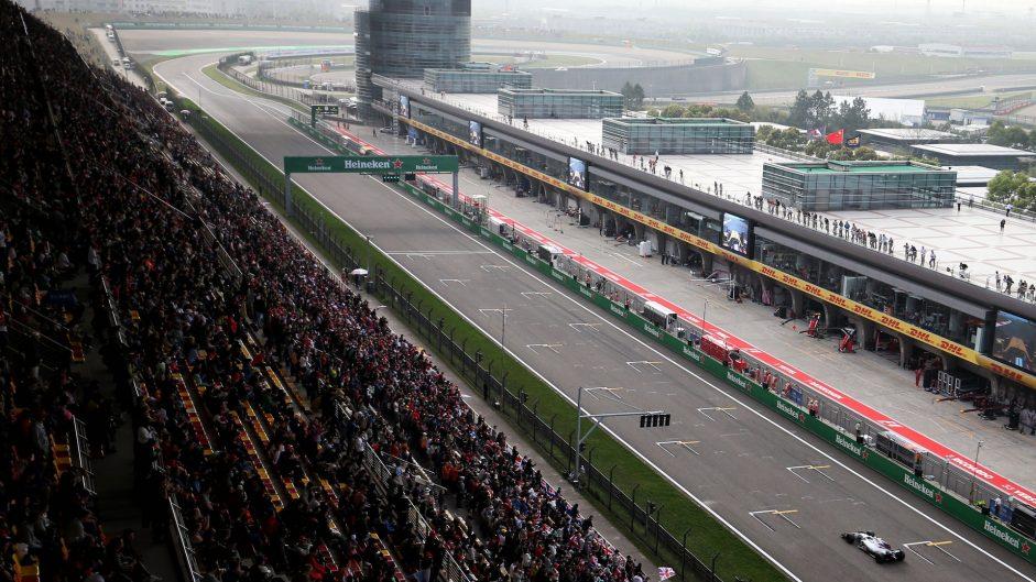 Lewis Hamilton, Mercedes, Shanghai International Circuit, 2017
