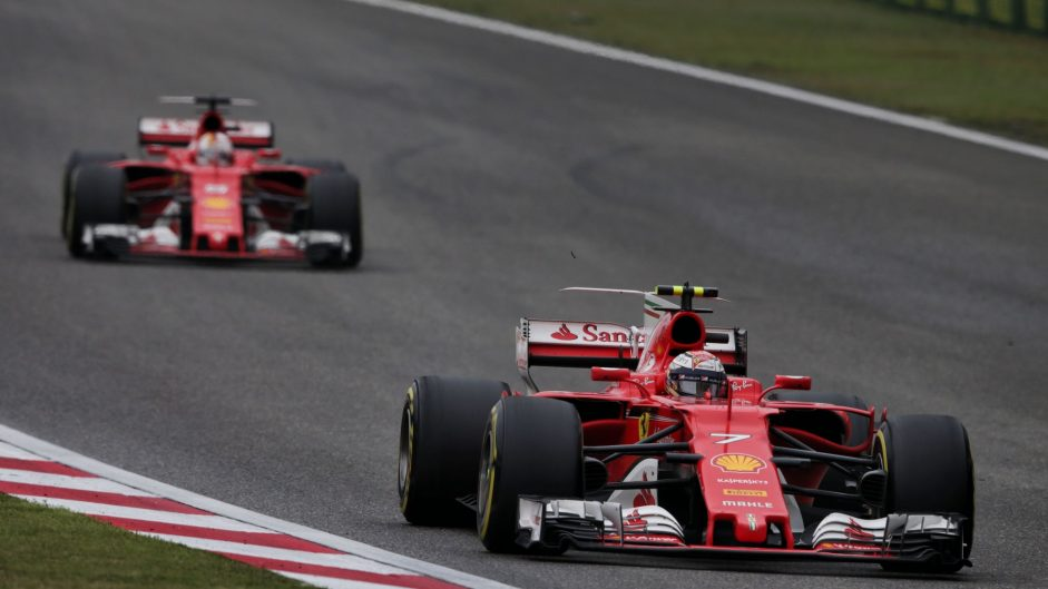 2017 Chinese Grand Prix radio notes: Race