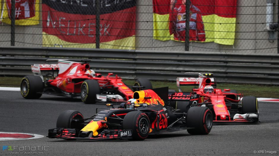 Should F1 tweak DRS to make passing easier?