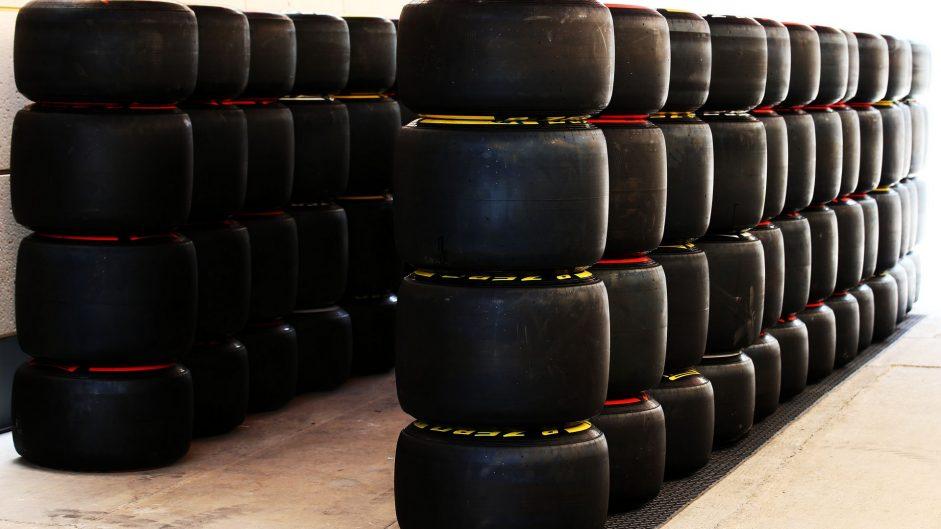 Tyres, Bahrain International Circuit, 2017