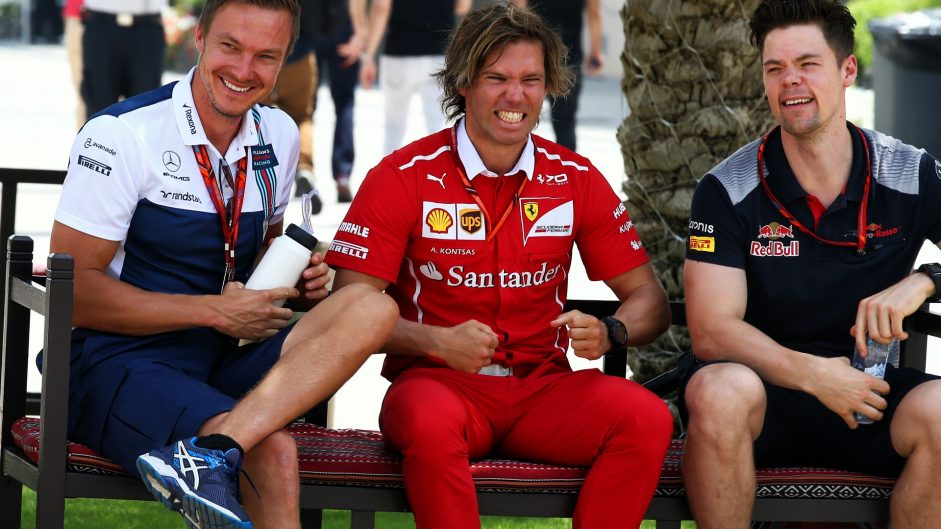Antti Vierula, Antti Kontsas, Bahrain International Circuit, 2017