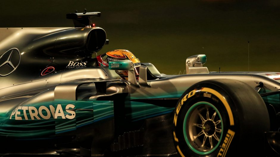 Hamilton accepts blame for 'slow and erratic' driving penalty