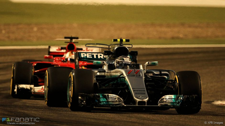 Can Bottas beat the points leaders for his first win?