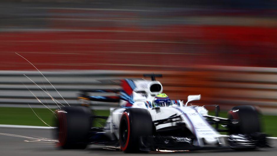 Felipe Massa, Williams, Bahrain International Circuit, 2017