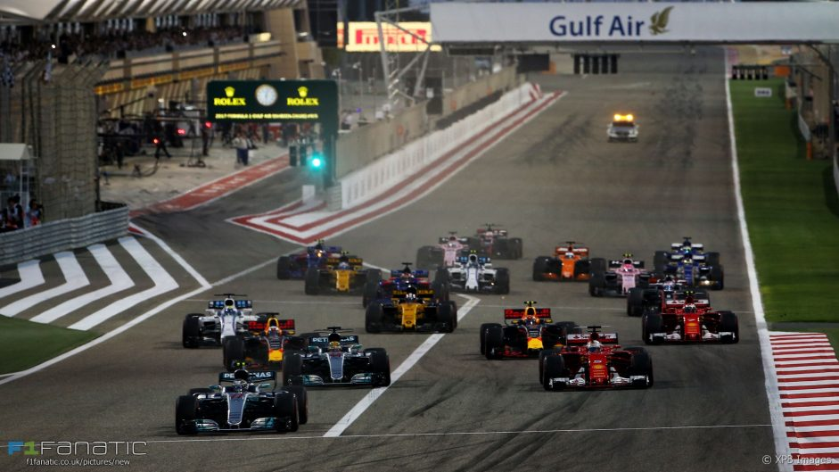 Rate the race: 2017 Bahrain Grand Prix