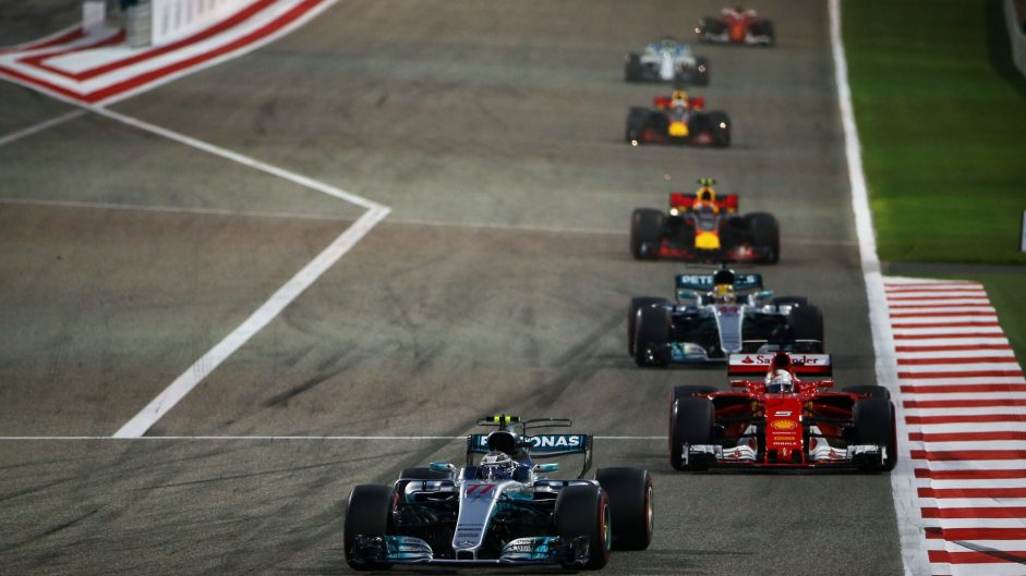 2017 Bahrain Grand Prix championship points