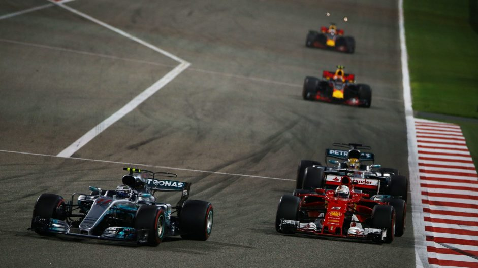 2017 Bahrain Grand Prix race result