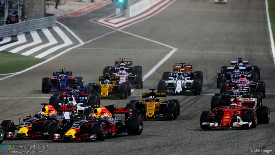 Vote for your 2017 Bahrain Grand Prix Driver of the Weekend