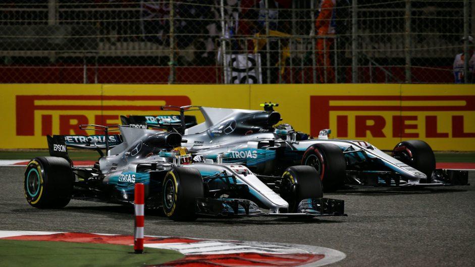 2017 Bahrain Grand Prix team radio highlights: Race