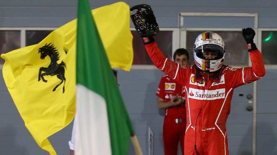 """Second win proves Ferrari can fight for the title """"until the last"""" – Marchionne"""