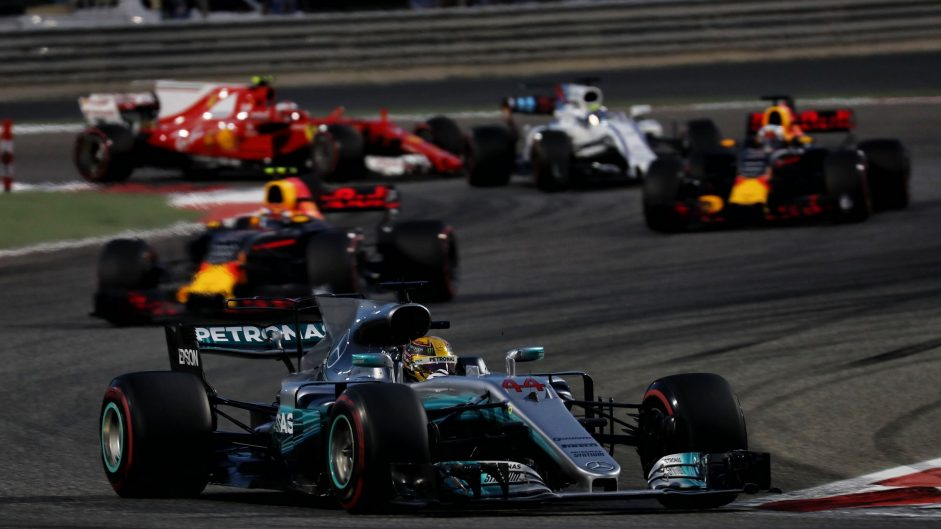 Why Hamilton's penalty didn't cost him a Bahrain win