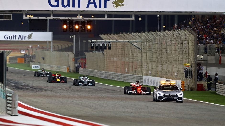 F1 to reinstate standing starts after red flags