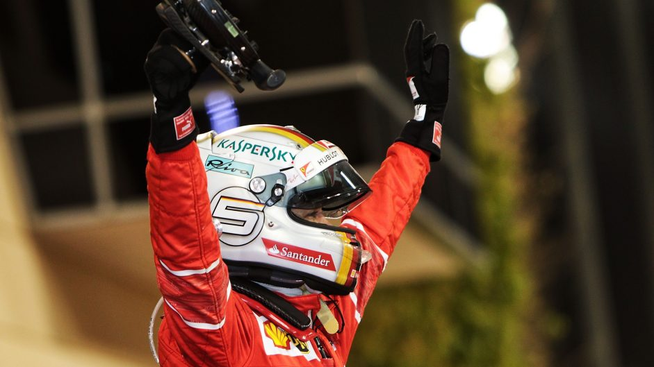 Vettel voted Driver of the Weekend for the fourth time in six races