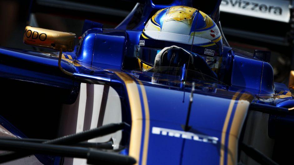 Marcus Ericsson, Sauber, Bahrain International Circuit, 2017