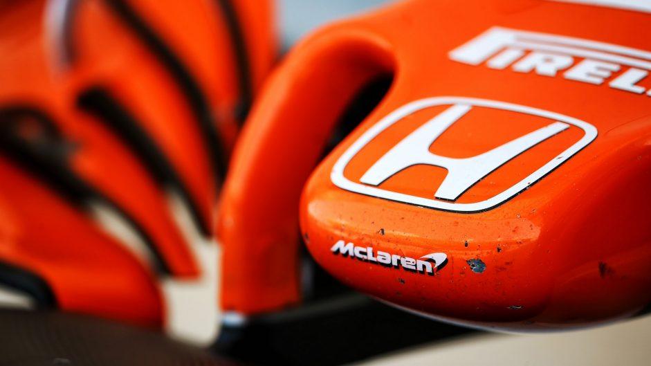 McLaren MCL32, Bahrain International Circuit, 2017