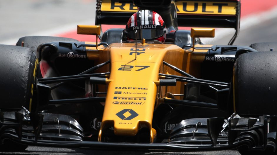 Renault bringing new front wing to address race pace deficit