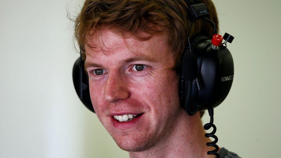 Oliver Turvey, McLaren, Bahrain International Circuit, 2017