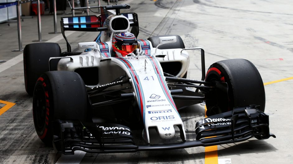 Bahrain test day two in pictures