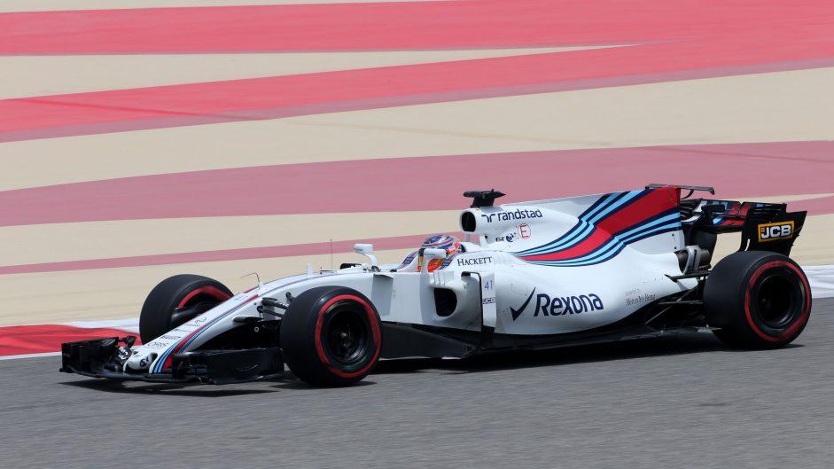 Gary Paffett, Williams , Bahrain International Circuit, 2017