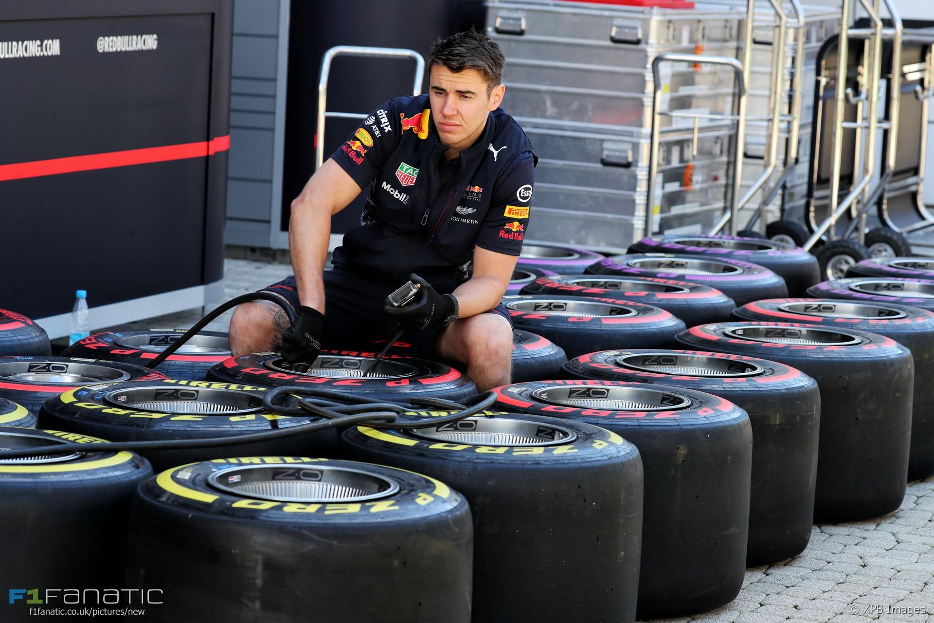 Tyres, Red Bull, Sochi Autodrom, 2017