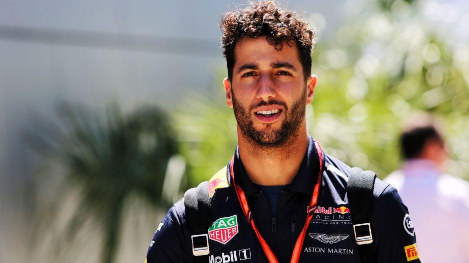 """Harder tyres are """"way too hard"""" – Ricciardo"""