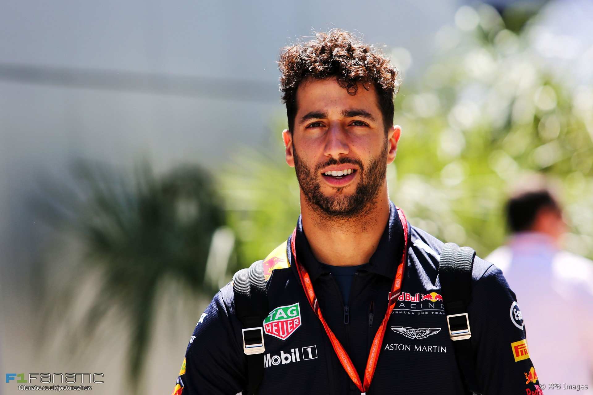 Daniel Ricciardo, Red Bull, Sochi Autodrom, 2017