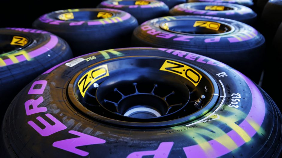 Drivers' tyre choices for Italy and Belgium confirmed