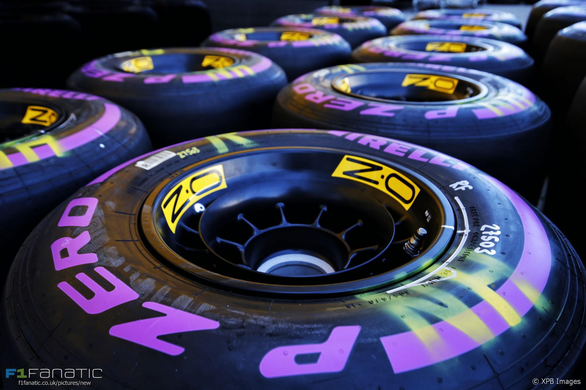Tyres, Sochi Autodrom, 2017