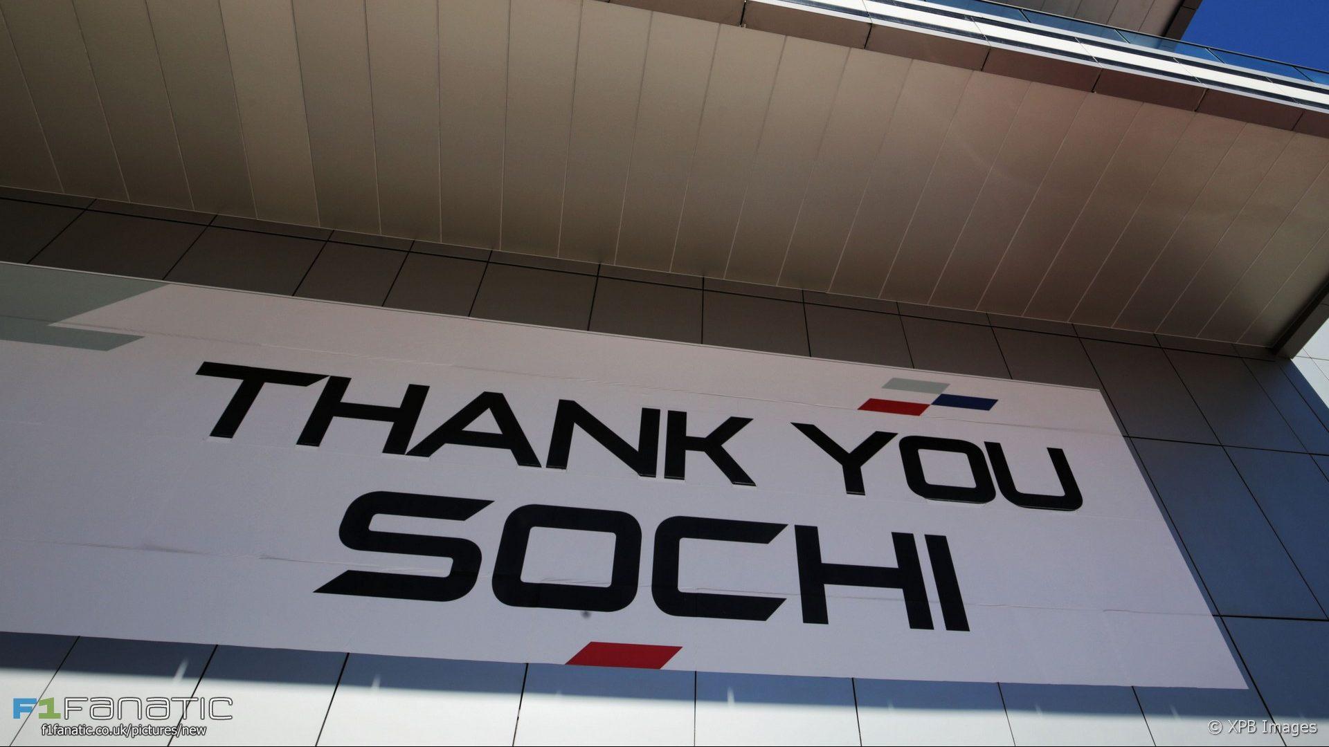 Sochi Autodrom, 2017