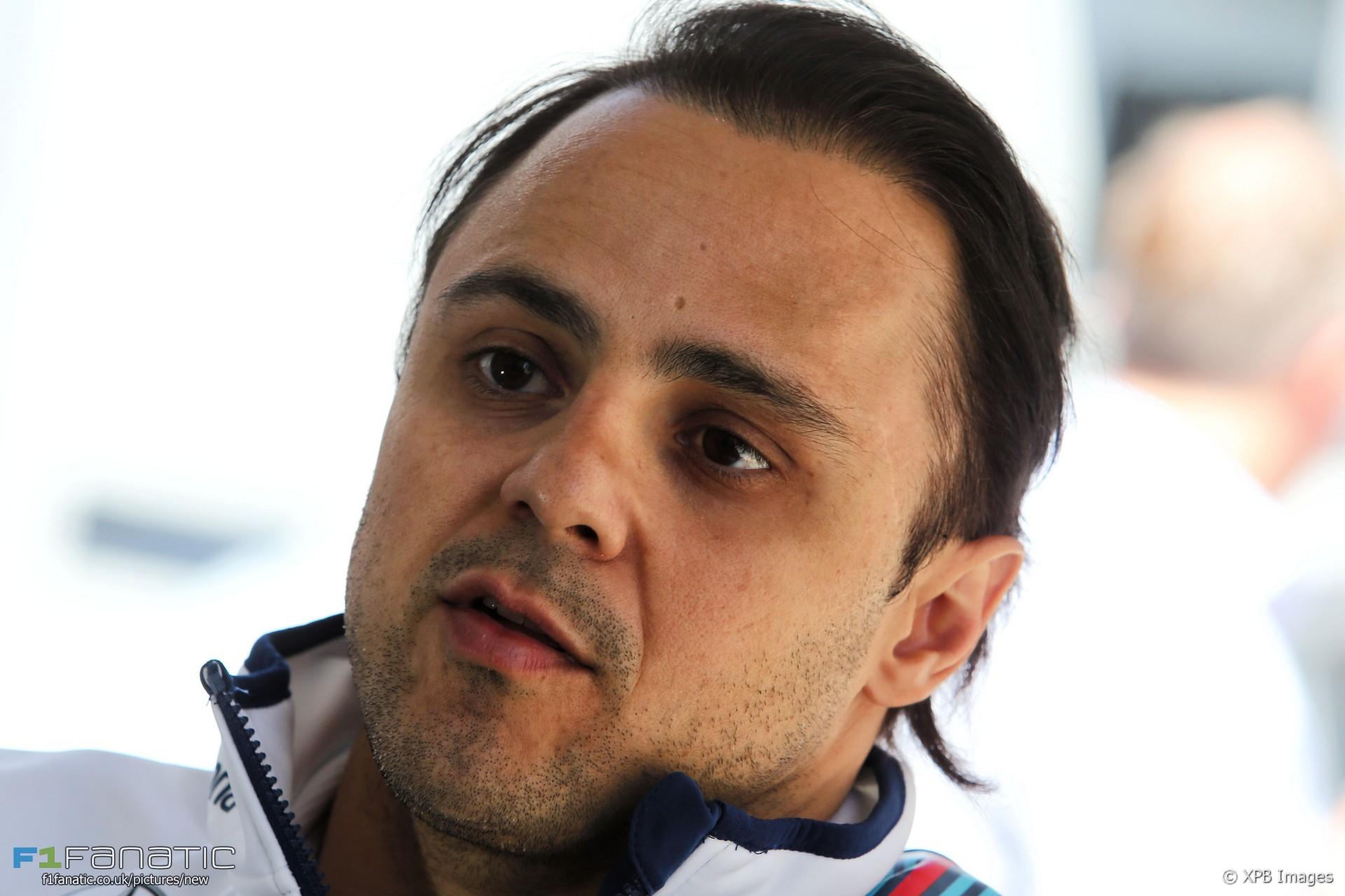 Felipe Massa, Williams, Sochi Autodrom, 2017 · F1 Fanatic Felipe Massa