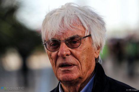 Bernie Ecclestone, Bahrain International Circuit, 2017