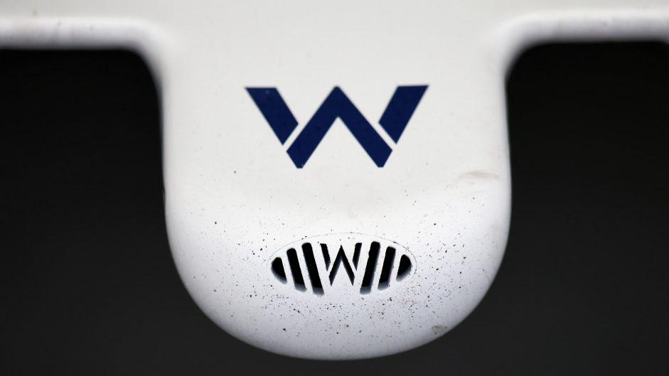 Williams FW40 nose, Sochi Autodrom, 2017