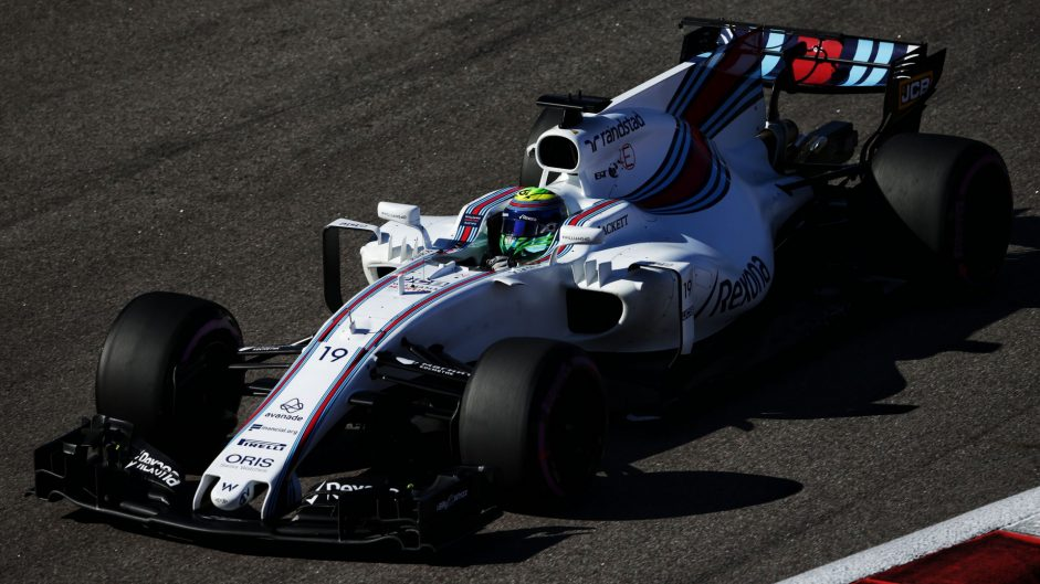 Felipe Massa, Williams, Sochi Autodrom, 2017