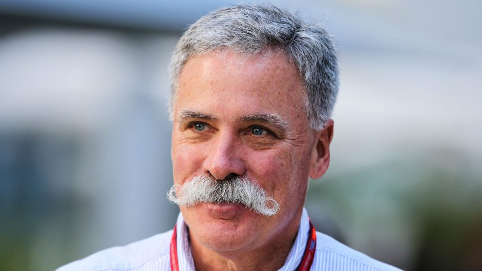Chase Carey given Le Mans starting honours