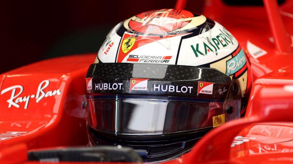 """Raikkonen will help Vettel """"when I don't have a chance mathematically"""""""