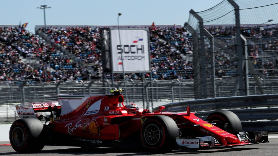 Raikkonen frustrated by Q3 traffic after narrow pole miss