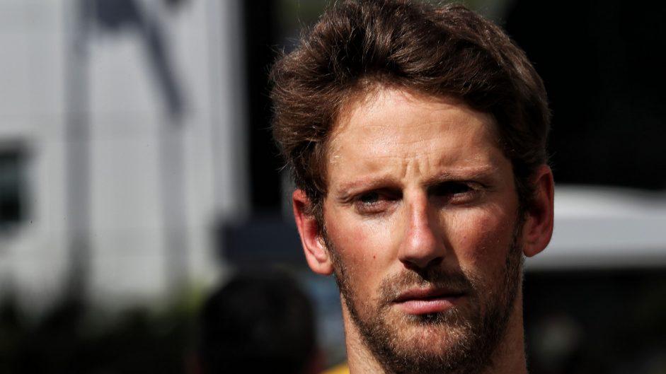 """""""Very unhappy"""" Grosjean wants yellow flag rule fix"""
