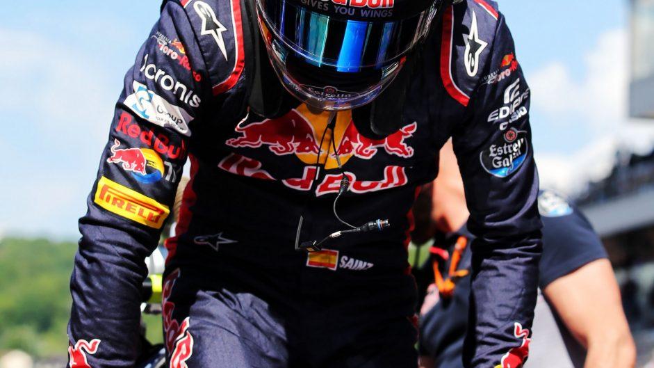Carlos Sainz Jnr, Toro Rosso, Sochi Autodrom, 2017