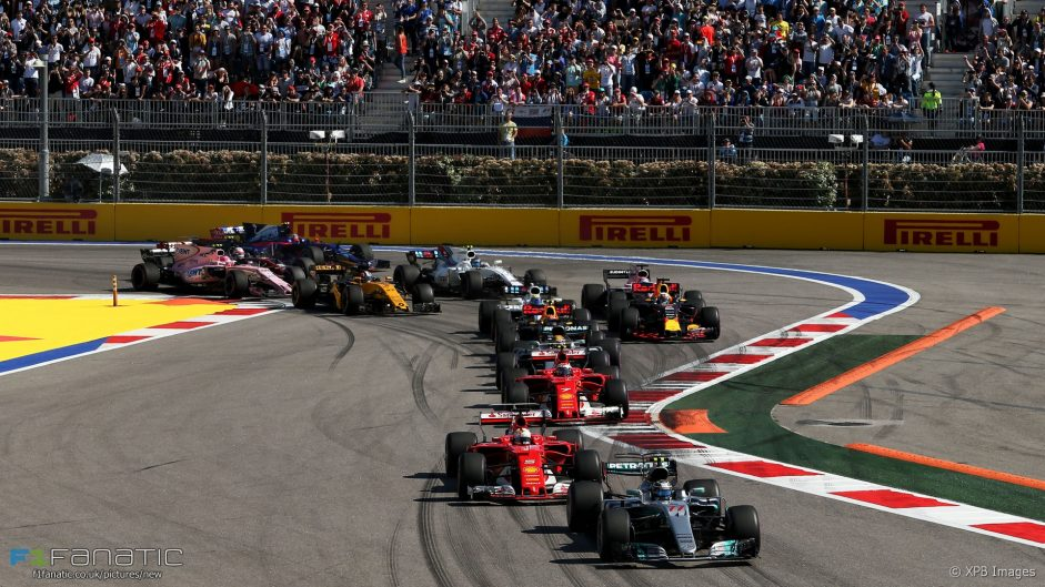 Vote for your 2017 Russian Grand Prix Driver of the Weekend