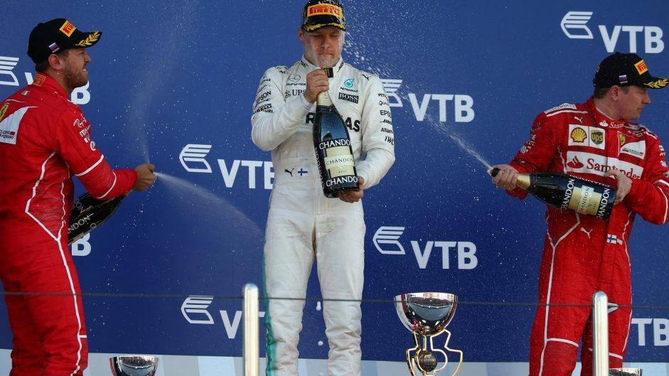 Bottas already better than Raikkonen – Lauda