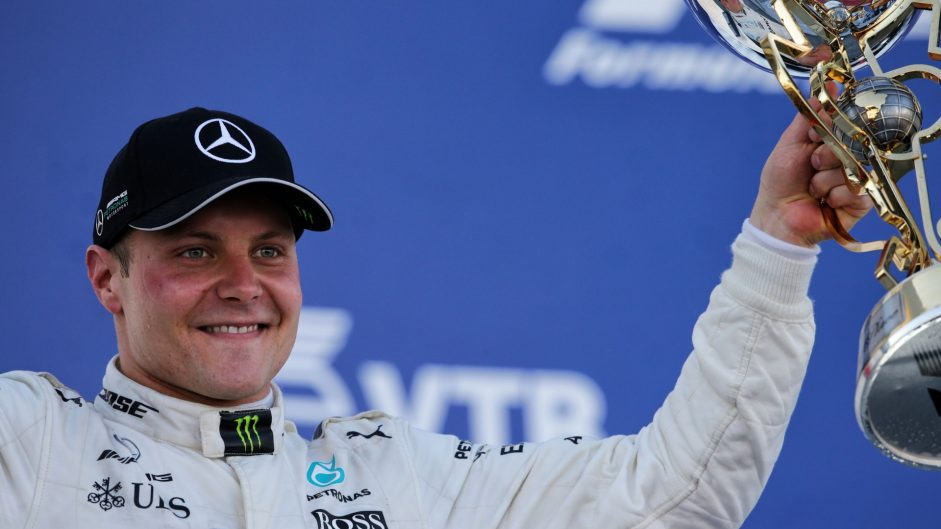 Bottas says he's still improving in every area