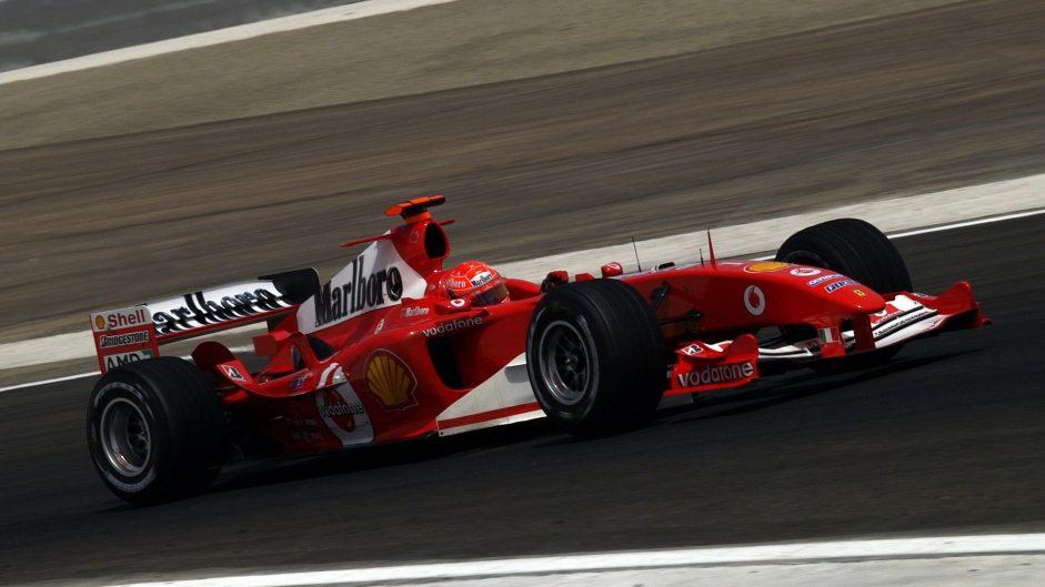 Vettel makes best start to a season for a Ferrari driver since 2004
