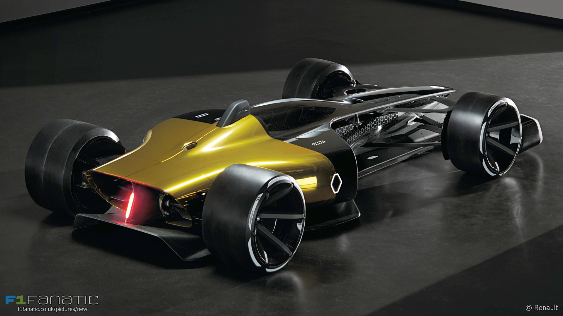Renault Rs 2027 Vision F1 Car Concept 183 F1 Fanatic