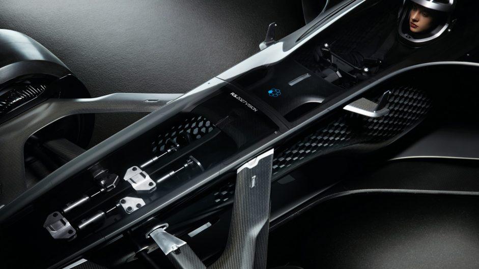 Renault RS 2027 vision F1 car concept