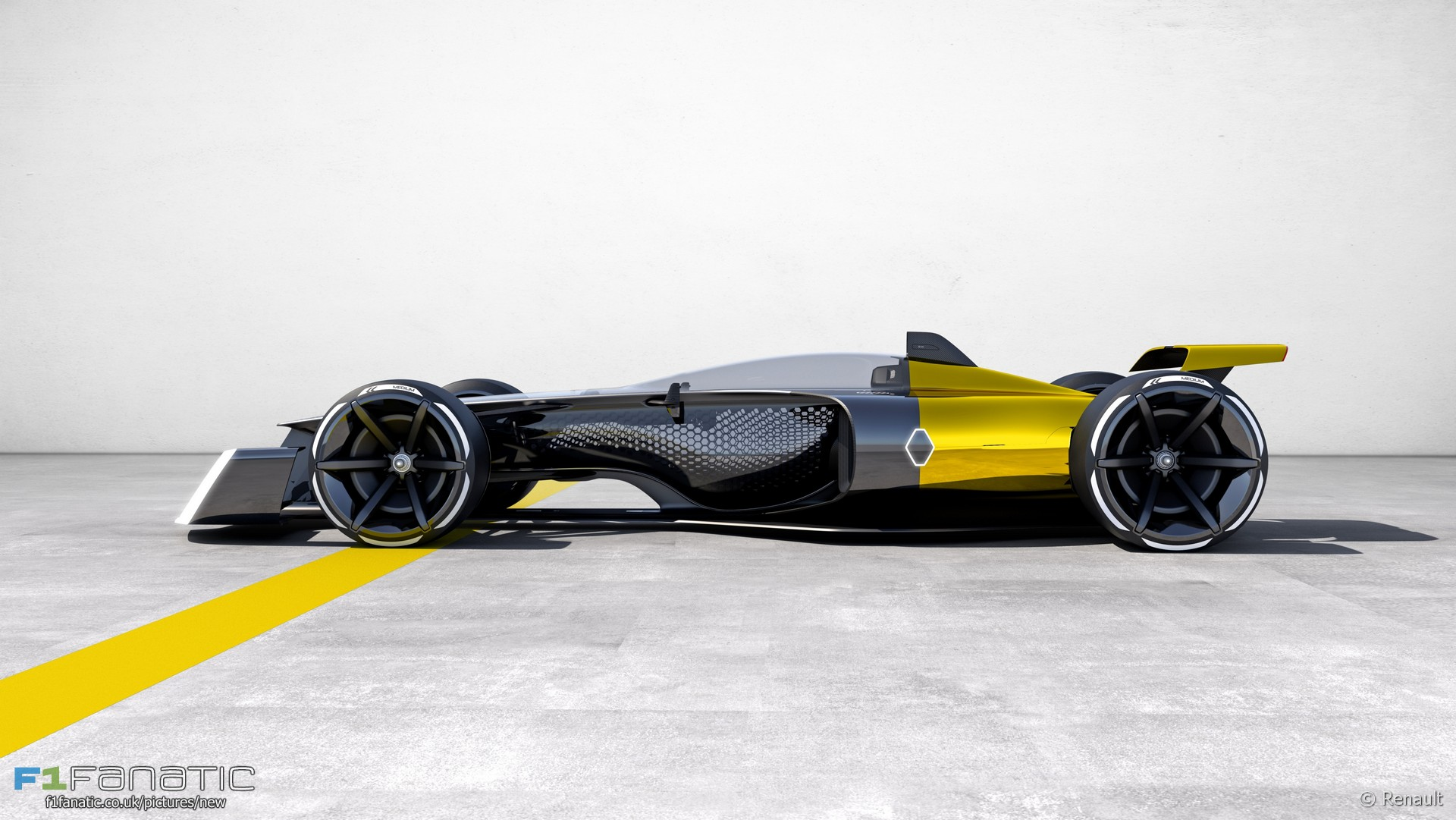 renault rs 2027 vision f1 car concept f1 fanatic. Black Bedroom Furniture Sets. Home Design Ideas